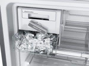 Geladeira / Refrigerador Duplex 500 litros Frost Free Branco - BRM58ABBNA - Brastemp 220 V 9