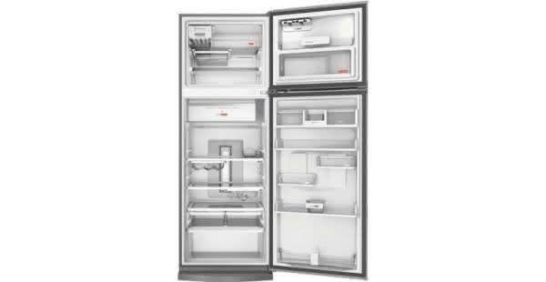 Geladeira / Refrigerador Duplex 478 litros Adega Freeze Control Frost Free Branco - BRM59ABANA - Brastemp 110 V 5