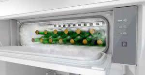 Geladeira / Refrigerador Duplex 478 litros Adega Freeze Control Frost Free Branco - BRM59ABANA - Brastemp 110 V 17