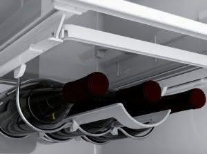 Geladeira / Refrigerador Duplex 500 litros Frost Free Branco - BRM58ABBNA - Brastemp 220 V 18