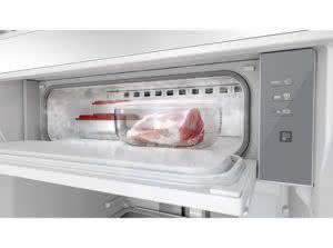 Geladeira / Refrigerador Duplex 478 litros Adega Freeze Control Frost Free Branco - BRM59ABANA - Brastemp 110 V 16