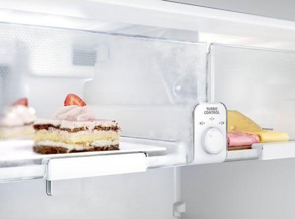 Geladeira / Refrigerador Duplex 500 litros Frost Free Branco - BRM58ABBNA - Brastemp 220 V 2