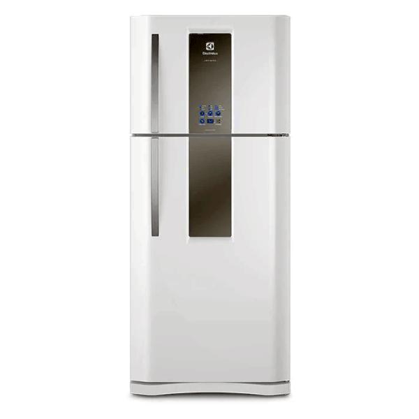 Geladeira / Refrigerador Duplex 553 litros Frost Free Branco Blue Touch DF82 Electrolux 110 V 7