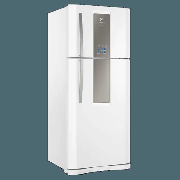 Geladeira / Refrigerador Duplex 553 litros Frost Free Branco Blue Touch DF82 Electrolux 110 V 6