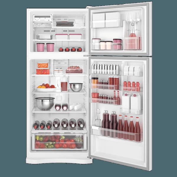 Geladeira / Refrigerador Duplex 553 litros Frost Free Branco Blue Touch DF82 Electrolux 110 V 4