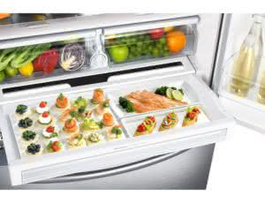 Recursos geladeiras French Door