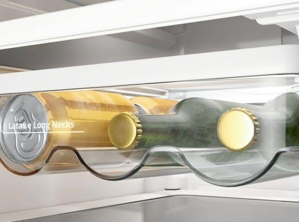Geladeira / Refrigerador Inverse 460 litros Frost Free Freeze Control e Adega Branco - BRE59ABANA - Brastemp 110 V 10