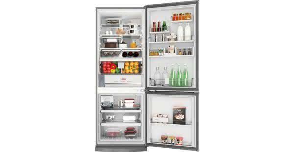 Geladeira / Refrigerador Inverse 460 litros Frost Free Freeze Control e Adega Branco - BRE59ABANA - Brastemp 110 V 5
