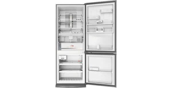 Geladeira / Refrigerador Inverse 460 litros Frost Free Freeze Control e Adega Branco - BRE59ABANA - Brastemp 110 V 4