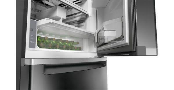 Geladeira / Refrigerador Inverse 460 litros Frost Free Freeze Control e Adega Branco - BRE59ABANA - Brastemp 110 V 3