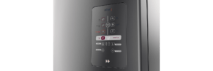 Geladeira / Refrigerador Inverse 573 litros Smart Ice Frost Free Inox - BRE80AKBNA - Brastemp 220 V 6