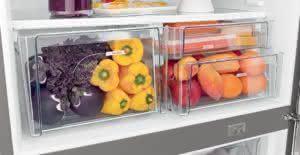 Geladeira / Refrigerador Inverse 573 litros Smart Ice Frost Free Inox - BRE80AKBNA - Brastemp 220 V 4