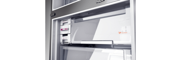 Geladeira / Refrigerador Inverse 573 litros Smart Ice Frost Free Branco - BRE80ABANA - Brastemp 110 V 8