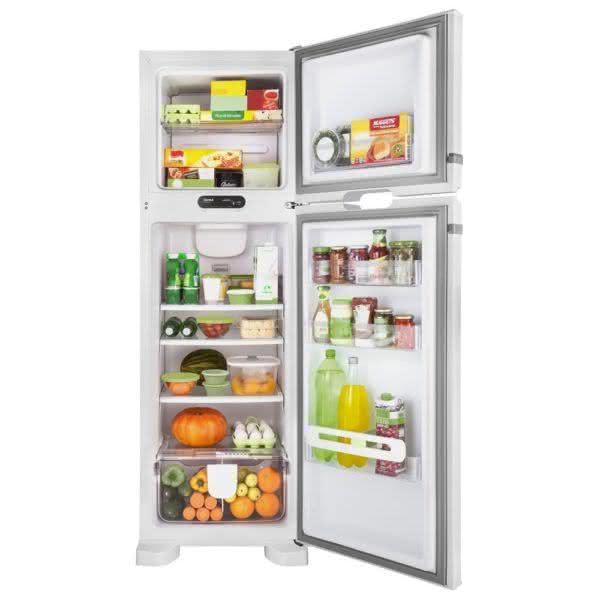 Geladeira / Refrigerador Duplex 275 litros Frost Free Branco - CRM35NBANA - Consul 110 V 7