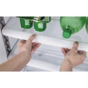 Geladeira / Refrigerador Duplex 275 litros Frost Free Branco - CRM35NBANA - Consul 110 V 11