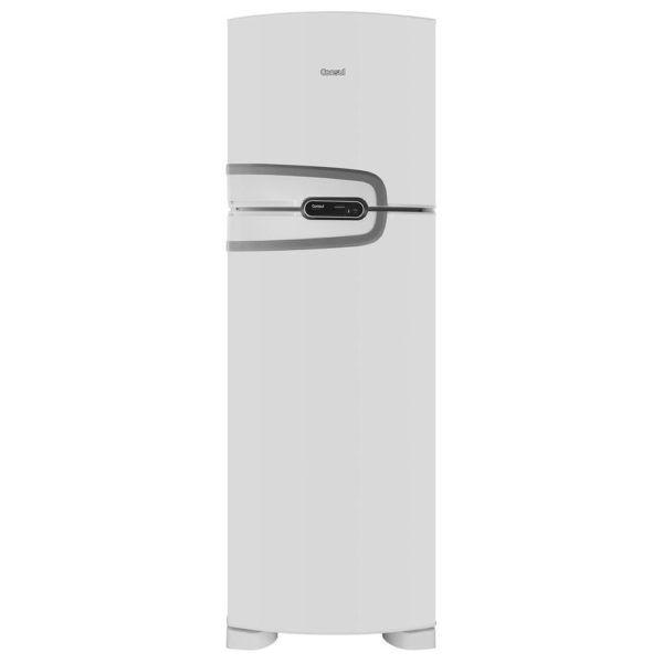 Geladeira / Refrigerador Duplex 275 litros Frost Free Branco - CRM35NBANA - Consul 110 V 5