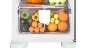 Geladeira / Refrigerador Duplex 275 litros Frost Free Branco - CRM35NBANA - Consul 110 V 13
