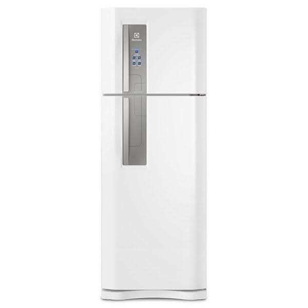 Geladeira / Refrigerador Duplex 459 litros Frost Free Branco Blue Touch DF54 - Electrolux 220 V 7