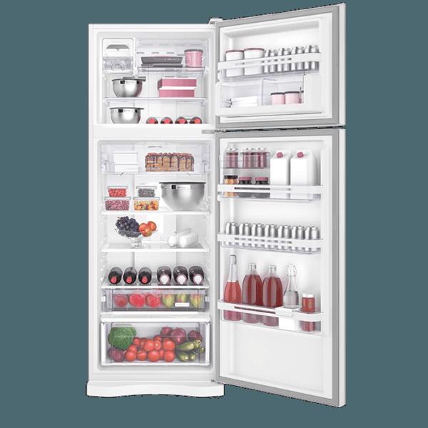 Geladeira / Refrigerador Duplex 459 litros Frost Free Branco Blue Touch DF54 - Electrolux 220 V 8
