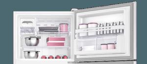 Geladeira / Refrigerador Duplex 459 litros Frost Free Branco Blue Touch DF54 - Electrolux 220 V 10
