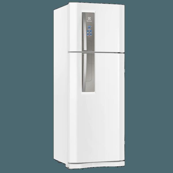 Geladeira / Refrigerador Duplex 459 litros Frost Free Branco Blue Touch DF54 - Electrolux 220 V 5