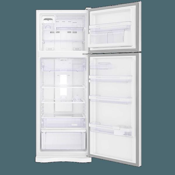 Geladeira / Refrigerador Duplex 459 litros Frost Free Branco Blue Touch DF54 - Electrolux 220 V 6