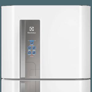 Geladeira / Refrigerador Duplex 459 litros Frost Free Branco Blue Touch DF54 - Electrolux 220 V 11