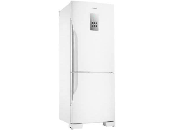 Geladeira / Refrigerador Inverse Bottom 425 litros Frost Free Branco - NR-BB53PV3WA - Panasonic 110 V 1