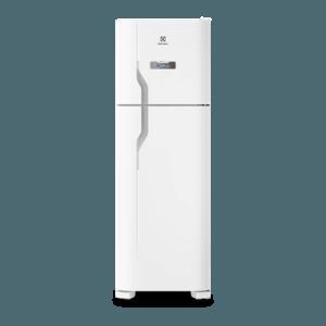 Geladeira / Refrigerador Duplex 371 litros Frost Free Branco - DFN41 - Electrolux 220 V