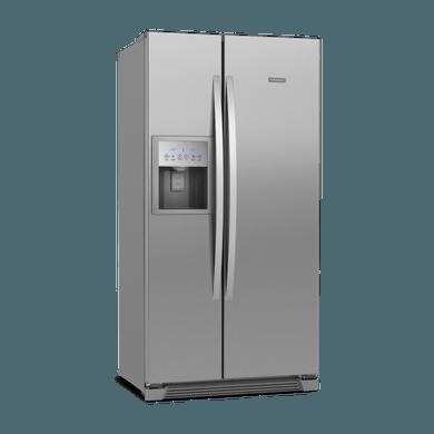 Geladeira / Refrigerador Inverse Bottom 504 litros Frost Free Inox - SS72X - Electrolux 110 V 1