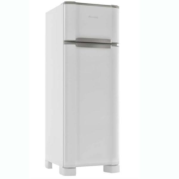 Geladeira / Refrigerador Duplex 276 litros Degelo Manual Branco - RCD34 - Esmaltec 220 V 1
