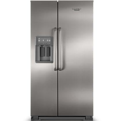 Geladeira / Refrigerador Inverse Bottom 539 litros Frost Free Inox - BRS75BRANA - Brastemp 110 V 1