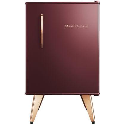 Frigobar 76 litros Degelo Manual Vinho Retrô - BRA08BGBNA - Brastemp 220 V 1