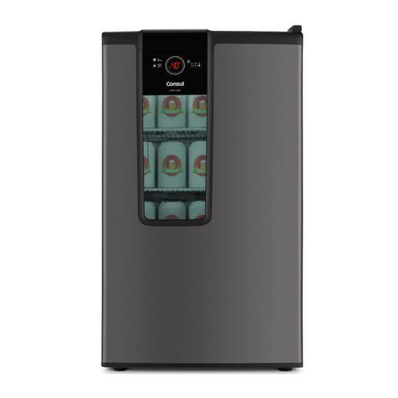 Cervejeira 82 litros Frost Free Titanium - CZD12ATBNA - Consul 220 V 1