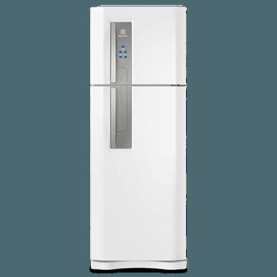 Geladeira / Refrigerador Duplex 459 litros Frost Free Branco Blue Touch DF54 - Electrolux 220 V 1