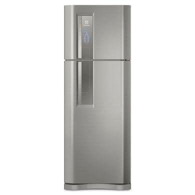 Geladeira / Refrigerador Duplex 553 litros Frost Free Inox - DF80X - Electrolux 110 V 1