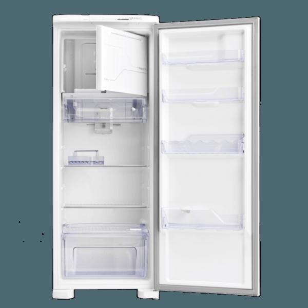 Geladeira / Refrigerador 323 litros Frost Free Branco Painel Blue Touch RFE39 - Electrolux 110 V 3
