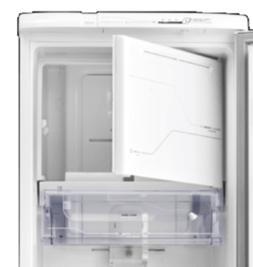 Geladeira / Refrigerador 323 litros Frost Free Branco Painel Blue Touch RFE39 - Electrolux 110 V 14