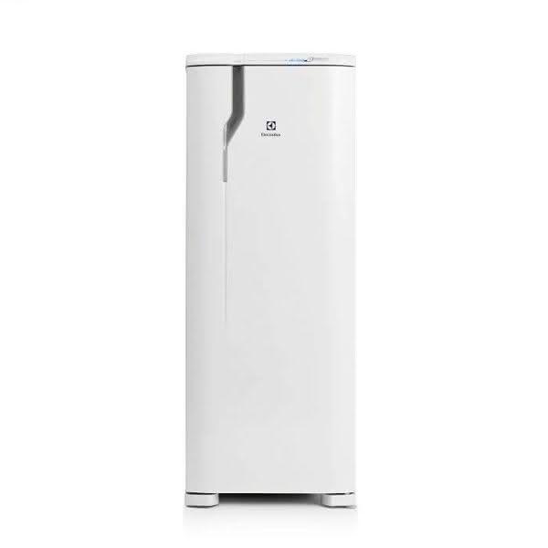 Geladeira / Refrigerador 323 litros Frost Free Branco Painel Blue Touch RFE39 - Electrolux 110 V 1