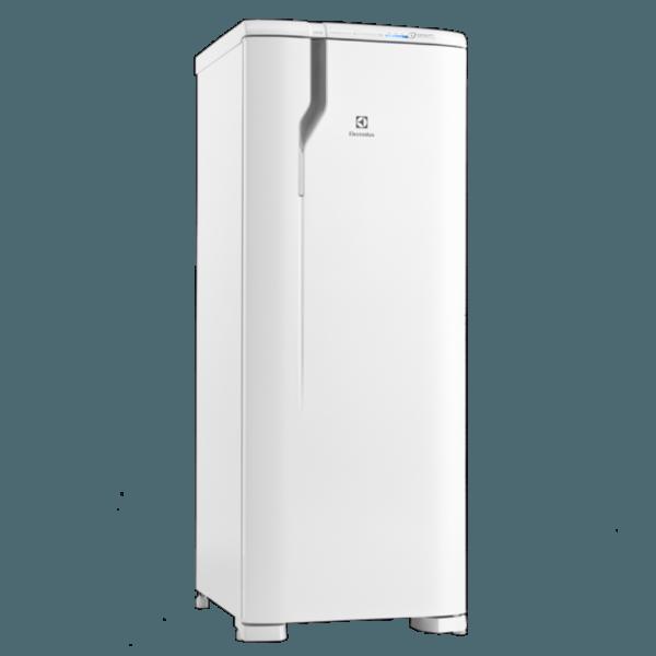 Geladeira / Refrigerador 323 litros Frost Free Branco Painel Blue Touch RFE39 - Electrolux 110 V 8