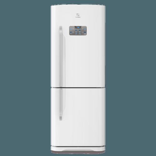Geladeira / Refrigerador Inverse Electrolux Branca  454 litros 2 portas db53 220 V 1