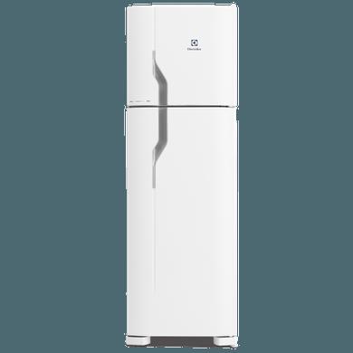 Geladeira / Refrigerador Duplex Electrolux Branca  261 litros 2 portas df35a 110 V 1
