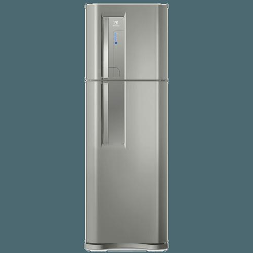 Geladeira / Refrigerador Duplex Electrolux TF42S 382L Platinum 110v 1