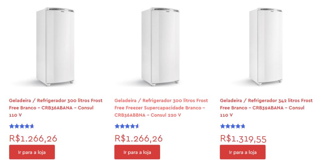 Como comprar sua geladeira por menos 88