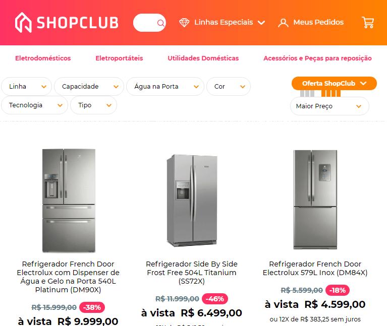 Como comprar sua geladeira por menos 90