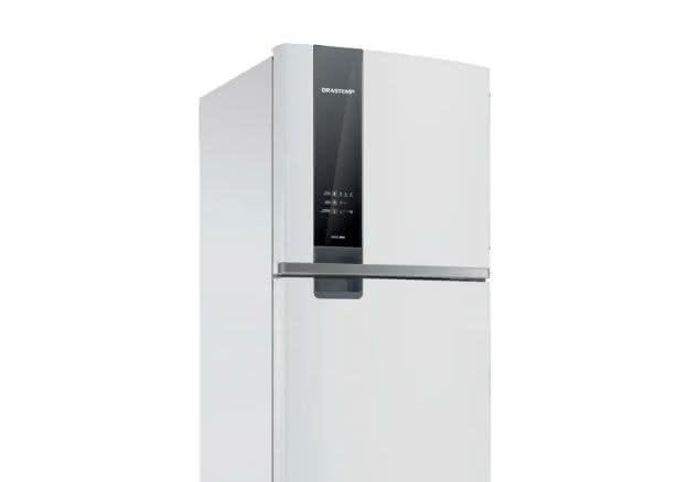 Geladeira Brastemp Frost Free Duplex 375 litros Branca BRM45HB por R$ 1.745,03